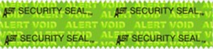 Alert Security Seal