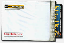 Security Mailer Bag